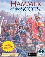 Hammer Of The Scots, 3rd Edition