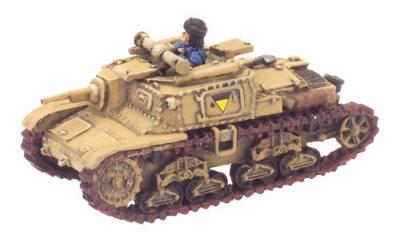 Flames of War: Carro Comando M41