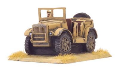 Flames of War: TL-37 tractor (x2 Resin)
