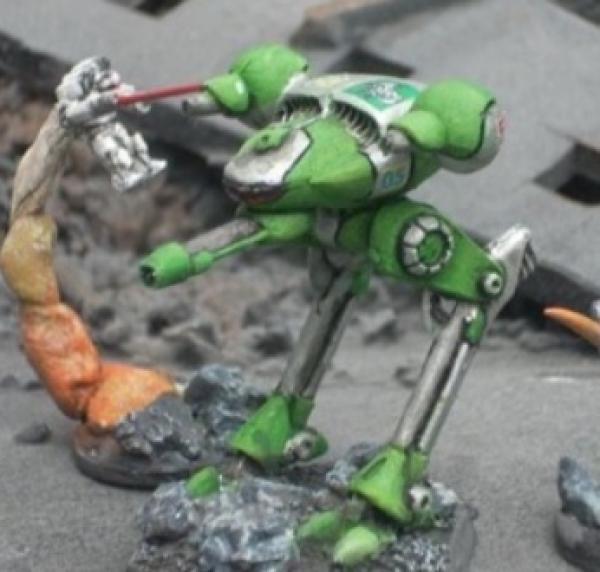 BattleTech Miniatures: Kato Mech