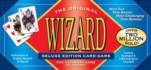 Wizard Card Game Deluxe Edition