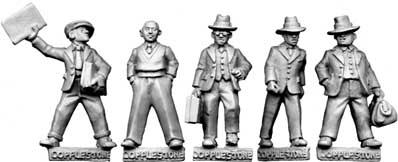 28mm Historical - 1920s (Gangsters): Honest Citizens?
