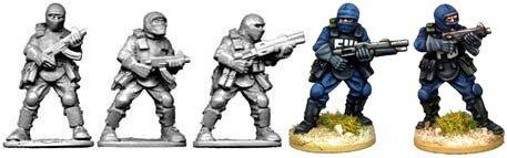 Future Wars: Hostage Rescue Squad