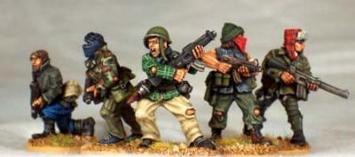 Future Wars: Scavenger Scouts