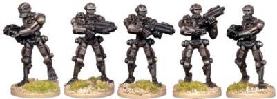 Future Wars: Terminator Robots