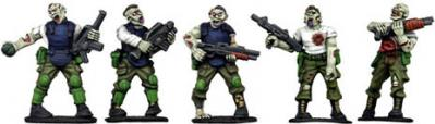 Future Wars: Zombie Troopers