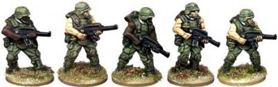 Future Wars: Jungle Troopers