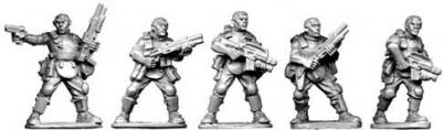 Future Wars: Bareheaded Troopers