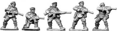 Future Wars: Troopers in Berets