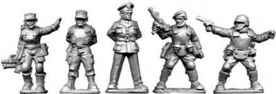 Future Wars: Trooper Officers