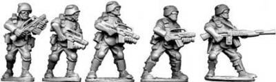Future Wars: Assault Troopers