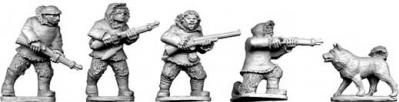 28mm Polar: Inuit Hunters