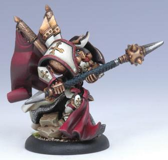 Warmachine: (The Protectorate Of Menoth) Grand Exemplar Kreoss