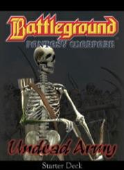 Battleground: (Fantasy Warfare) Undead  Army Starter