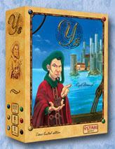 Ys Board Game