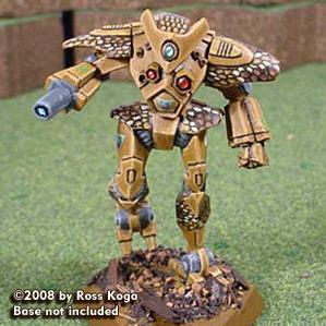 BattleTech Miniatures: Goshawk (TRO 3055)
