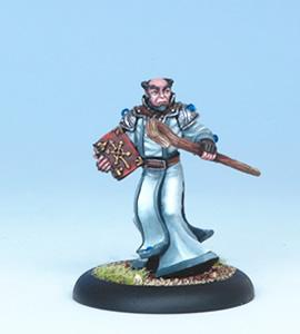 Iron Kingdoms Miniatures: Father Dumas - The Witchfire Trilogy