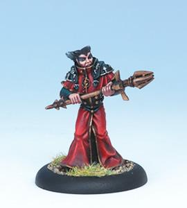 Iron Kingdoms Miniatures: Vahn Oberen - The Witchfire Trilogy
