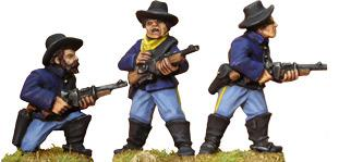 Artizan Designs Wild West: 7th Cavalry w/ Carbines (foot) (3)