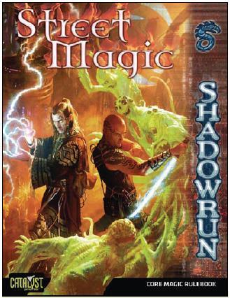 Shadowrun RPG 4th Edition: Street Magic HC