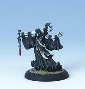 Iron Kingdoms Miniatures: Umbral Sorcerer