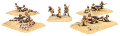 Flames of War: Machine-gun Platoon (Folgore)