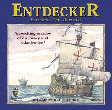 Entdecker: Exploring New Horizons