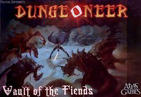 Dungeoneer Card Game: Vault of the Fiends (Reprint)