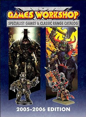 Games Workshop Specialist Games & Classical Collector's Guide