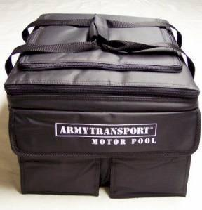 Armytransport Carry Case: Motorpool (EMPTY)
