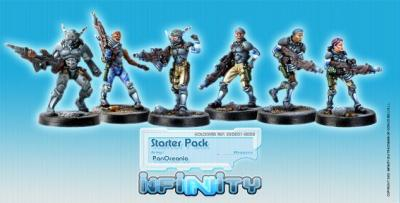 Infinity (#005) PanOceania Starter Pack (6)