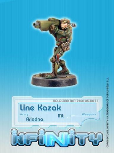 Infinity (#011) Ariadna Line Kazak (1)