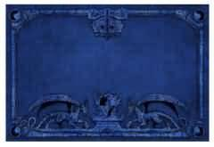 Dragon Shield Playmat (Blue)