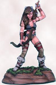 Castle Of Deception, Female Archer