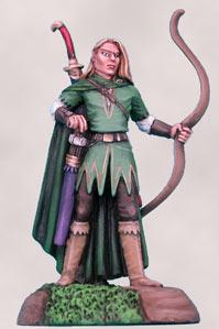 Visions In Fantasy: Male Elf Ranger w/Bow