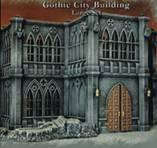 Gothic City Building Large Set