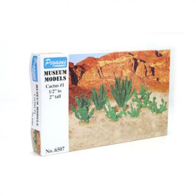 28mm Miniature Terrain: Cactus 1