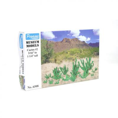 28mm Miniature Terrain: Cactus 2
