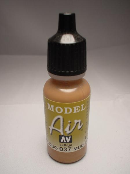 Model Air: Mud Brown VIII