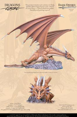 Elmore Dragons: Set #3 ''Golden Dragon Of Chaos''