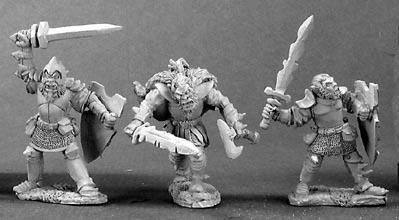 Dark Heaven Legends: Hobgoblins (3)