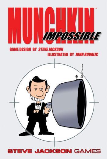 Munchkin Impossible (Core Set)