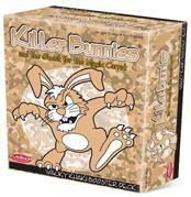 Killer Bunnies: Wacky Khaki Booster Expansion