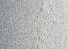 Stone Effects: White Stucco