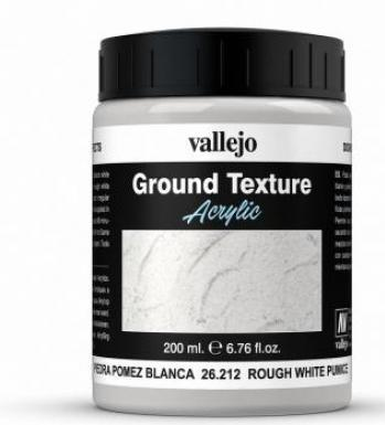 Stone Effects: Rough White Pumice