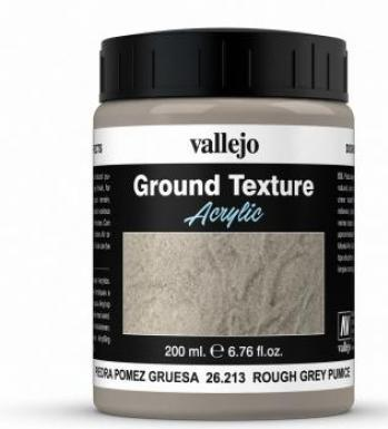 Stone Effects: Rough Grey Pumice