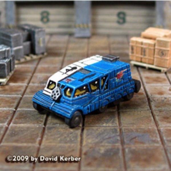 BattleTech Miniatures: Packrat LRPV PKR-T5 (2)