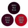 Reaper Master Series Paints: Blood Triad