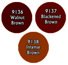 Master Series Paints: Classic Browns Triad