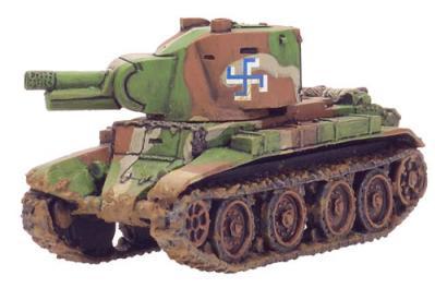 Flames of War: Finnish BT-42